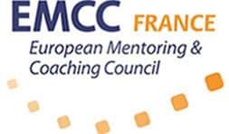 Logo du Conseil Européen du Coaching, du mentorat et de la supervision